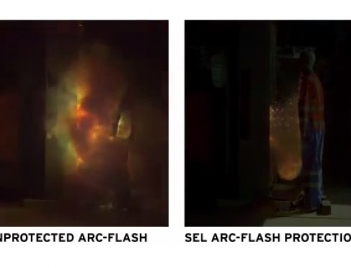 Arc-Flash Protection Saves Lives