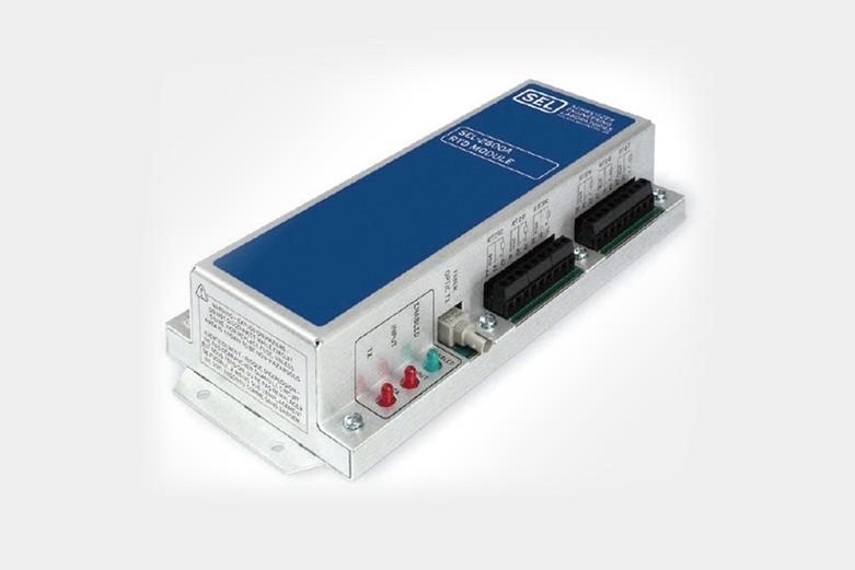 SEL-2600 RTD Module