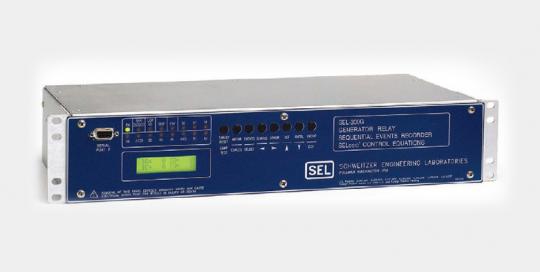 SEL-300G Generator Relay