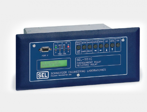 SEL551/SEL-551C Overcurrent/Reclosing Relay