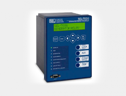 SEL-700G Generator Protection Relay