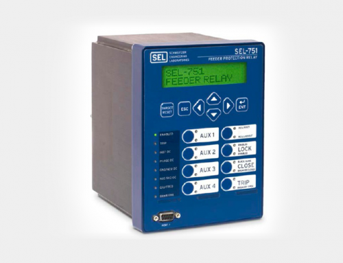 SEL-751/SEL-751A Feeder Protection Relay