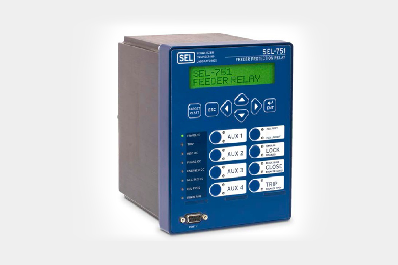 SEL-751 Feeder Protection Relay