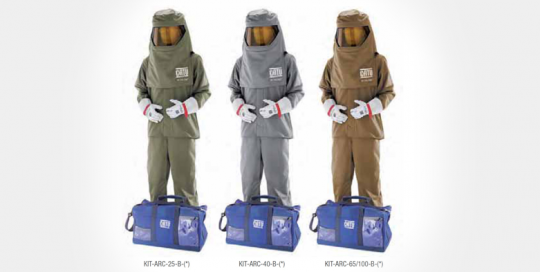 Arc-flash Protective Kits