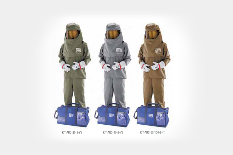 Arc-flash Protective Kits