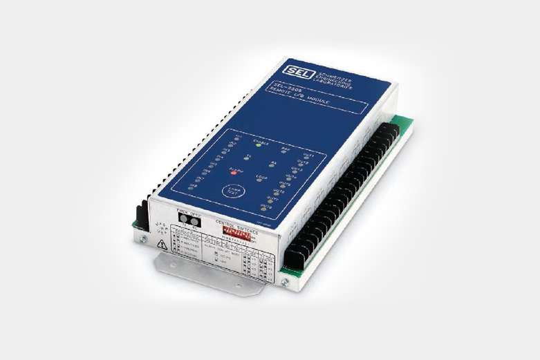 SEL-2505 Remote I/O Module