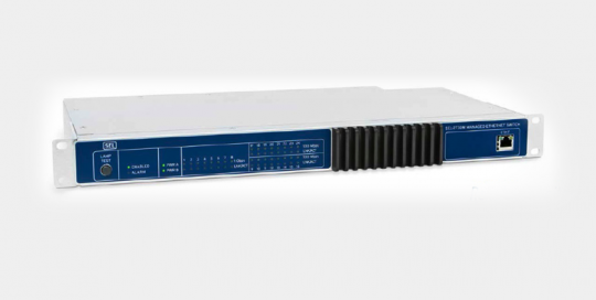SEL-2730M Managed 24-Port Ethernet Switch