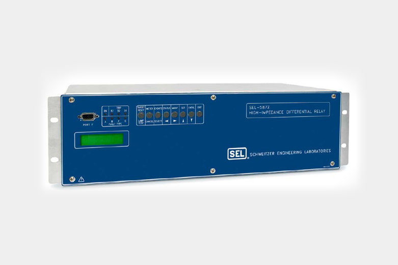 SEL-587Z High-Impedance Differential Relay