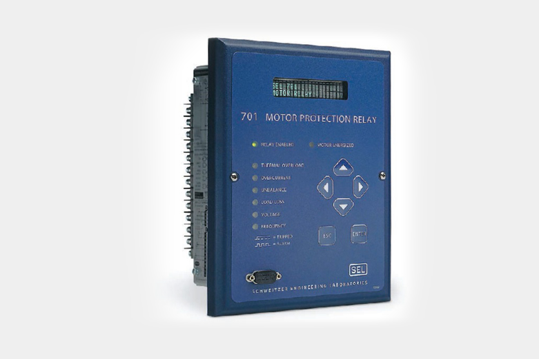 SEL-701 Motor Protection Relay