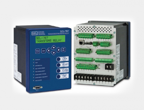 SEL-787 Transformer Protection Relay