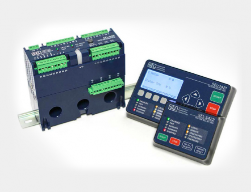 SEL-849 Motor Management Relay
