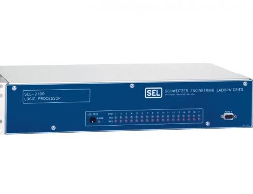 SEL-2100 Logic Processor