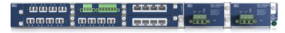 SEL-2740M Rear Panel