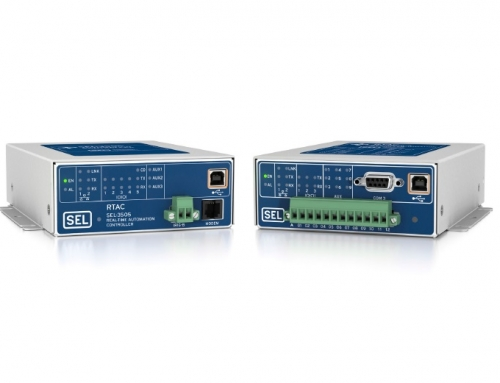 SEL-3505/SEL-3505-3 Real-Time Automation Controllers (RTACs)