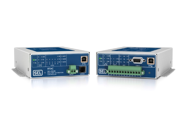 SEL-3505 Real-Time Automation Controllers (RTACs)