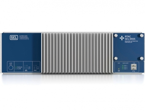 SEL-3555 Real-Time Automation Controller (RTAC)