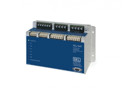 SEL-547 Distributed Generator Interconnection Relay