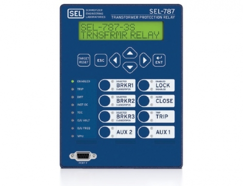 SEL-787-3/-4 Transformer Protection Relay