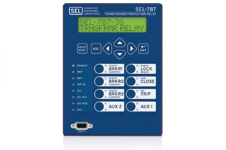 SEL-787-3S Transformer Protection Relay